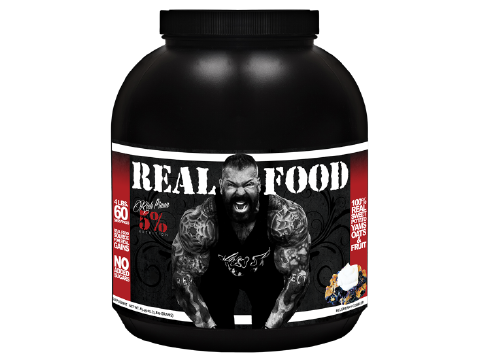 5% NUTRITION - REAL FOOD