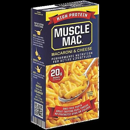 MUSCLEMAC - MAC & CHEESE