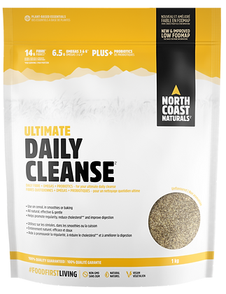 NORTH COAST NATURALS - DAILY CLEANSE