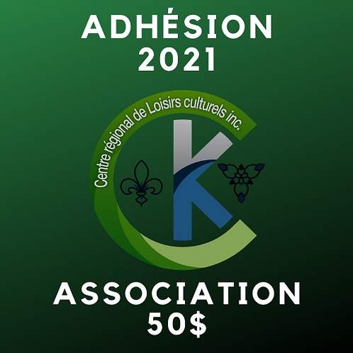Adhésion association