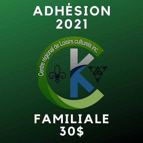 Adhésion familiale