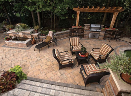 Outdoor Living Upgrades Add Value to Your Home