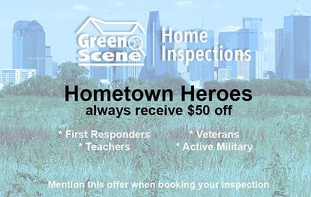 teacher discounts - military disounts - police discount