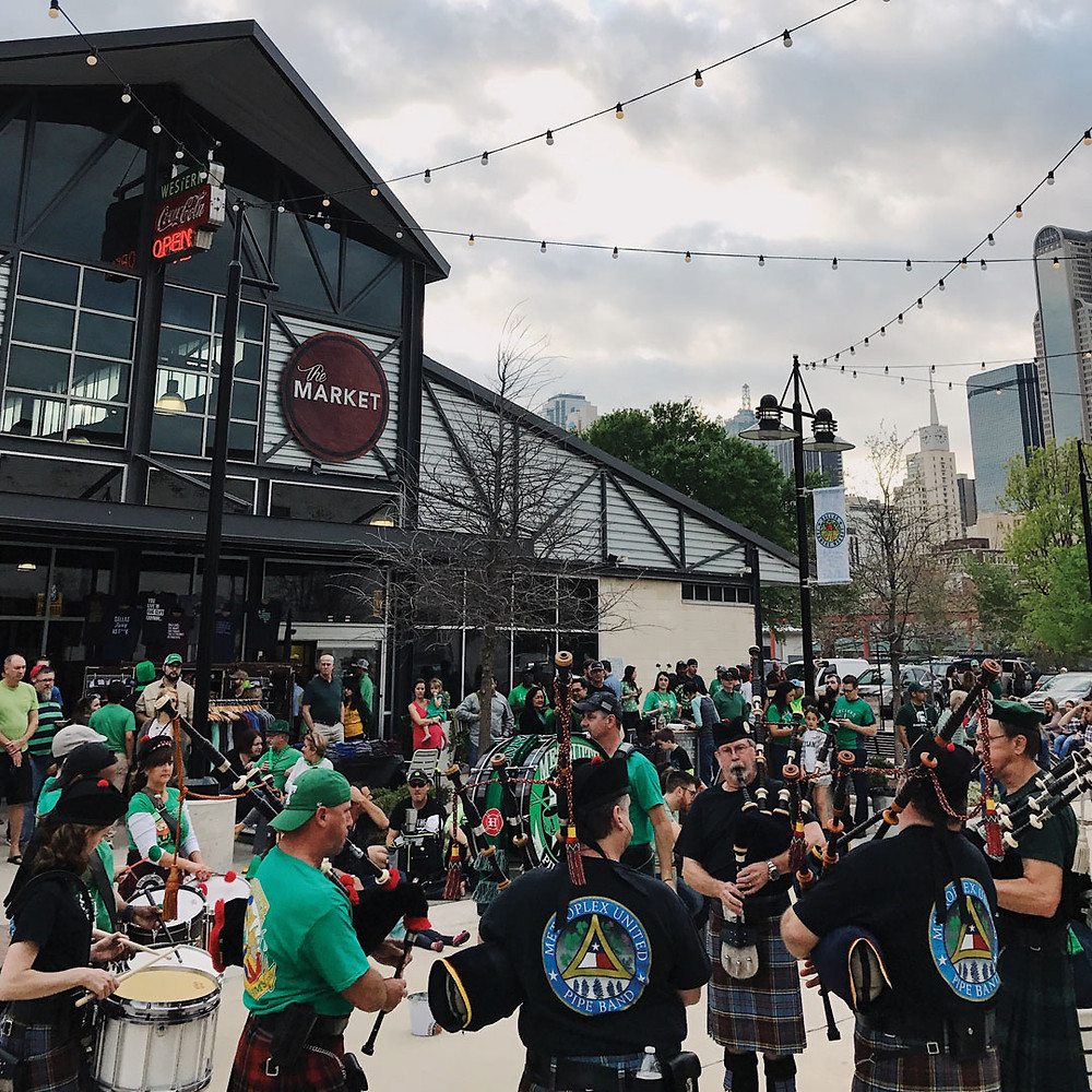things to do in dallas st patricks day 2018