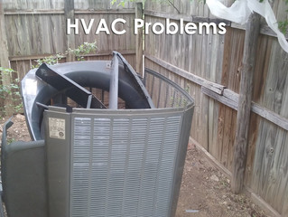 Common Home Inspection Problems - HVAC