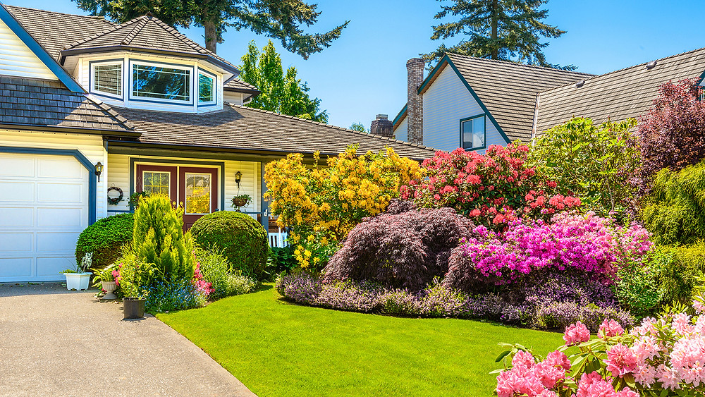 spring curb appeal, spring real estate, dallas real estate