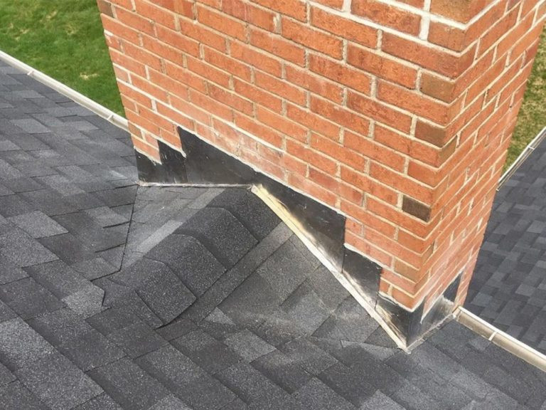 roof flashing, dallas home inspection