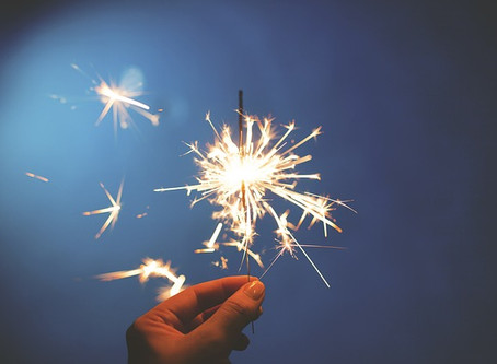 Fireworks Safety Tips: or How To Not Set Your Home (or Yourself) on Fire This Fourth of July