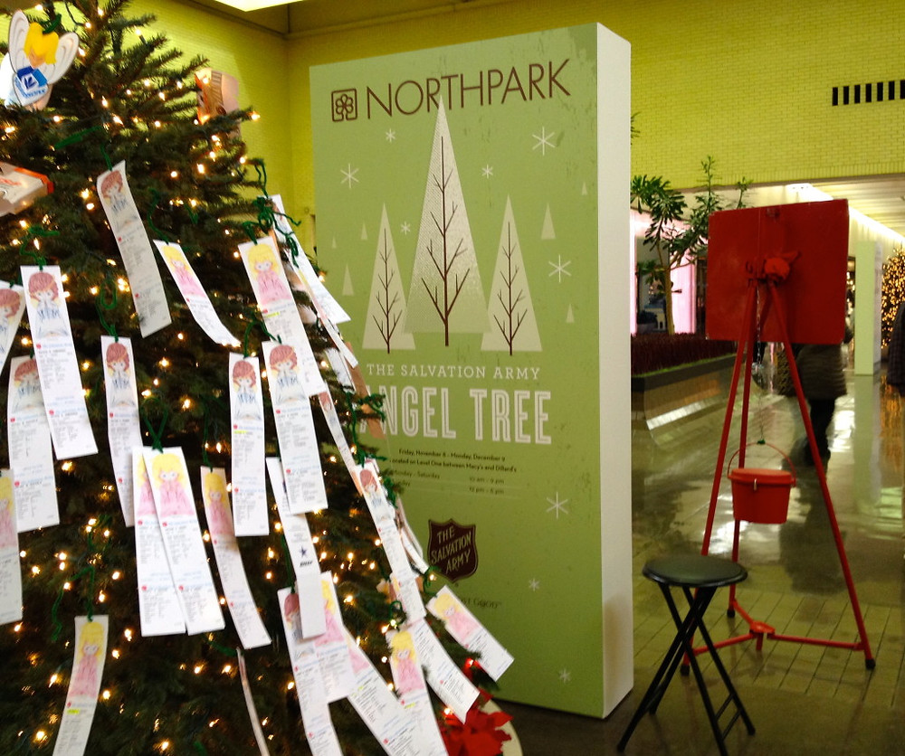 Salvation Army Angel Tree - Ways to Give Back in Dallas - Holiday giving Dallas