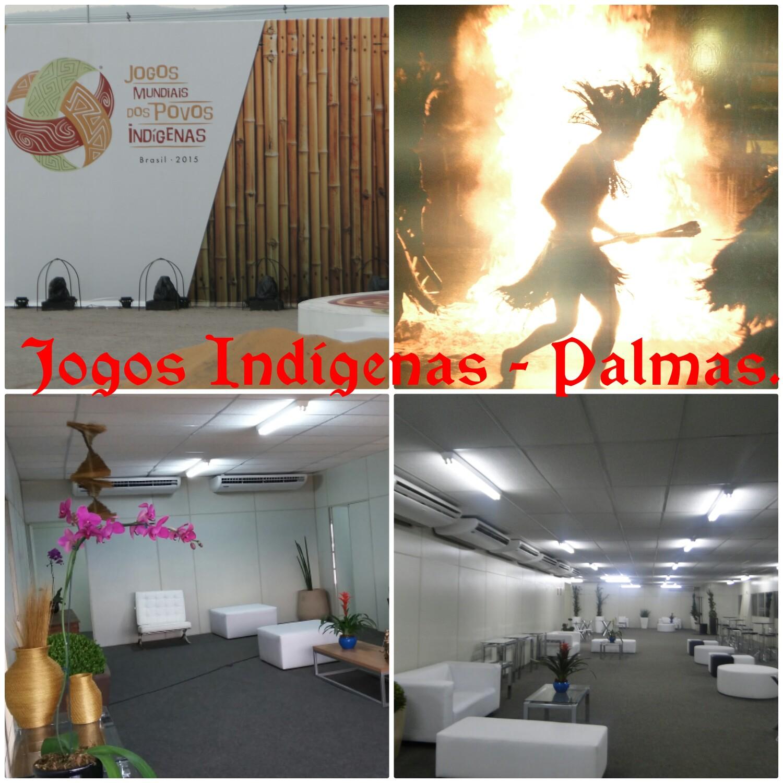 JOGOS INDIGINAS -Palmas
