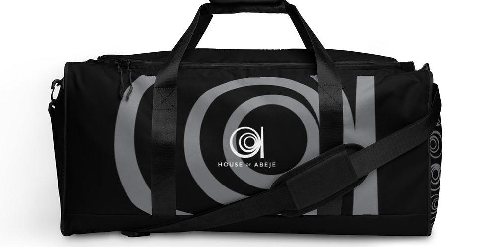HOA Duffle bag in Black