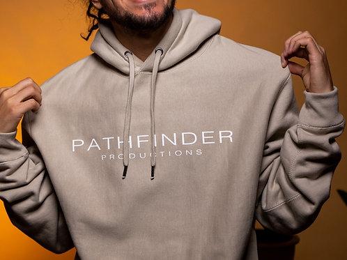 Pathfinder Desert Sand Premium Heavyweight Hoodie