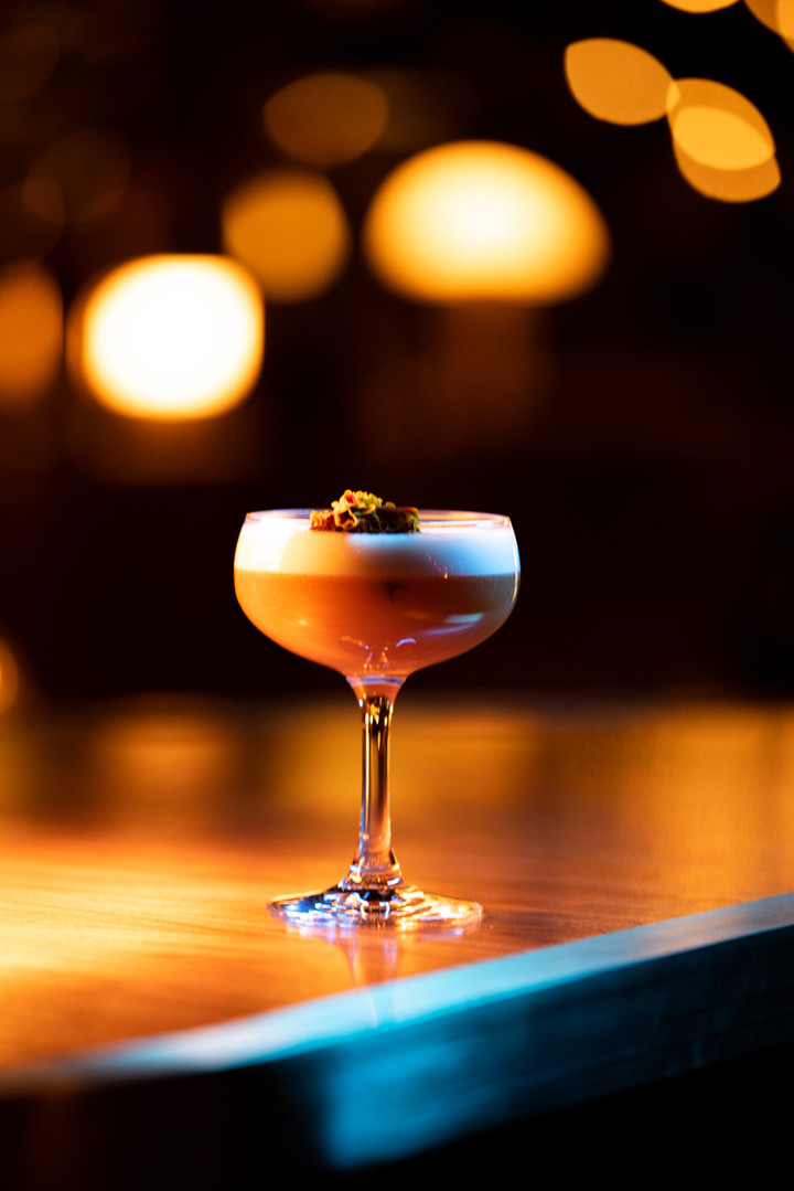 Barrys Cocktail Shot
