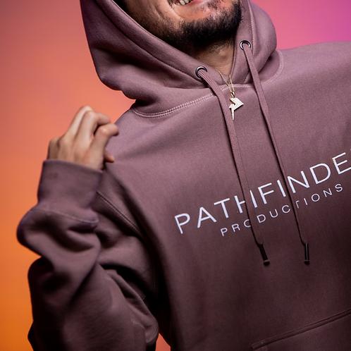 Pathfinder Dusty Rose Premium Heavyweight Hoodie