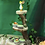 """Thumbnail: """"Rustic Rendezvous"""" 3 Tiered Food/ Cake/ Cheese Stand"""