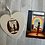 "Thumbnail: ""Hope"" Hanging Plaque and Fridge Magnet set"