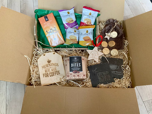 Coffee Lover Themed Hamper Gift Box