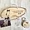 Thumbnail: Pet Memorial Plaque and Keyring Set