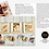 """Thumbnail: """"Neko's Memorial Collection"""" 3 Personalised Photo Plaques + 2 Keyring Duos."""