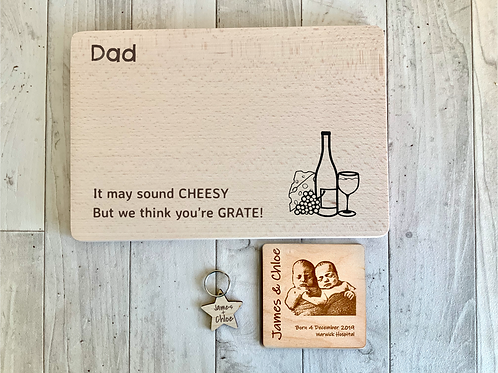 Dad Gift Set Trio