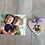 Thumbnail: Wooden Photo Magnet Boxed Gift