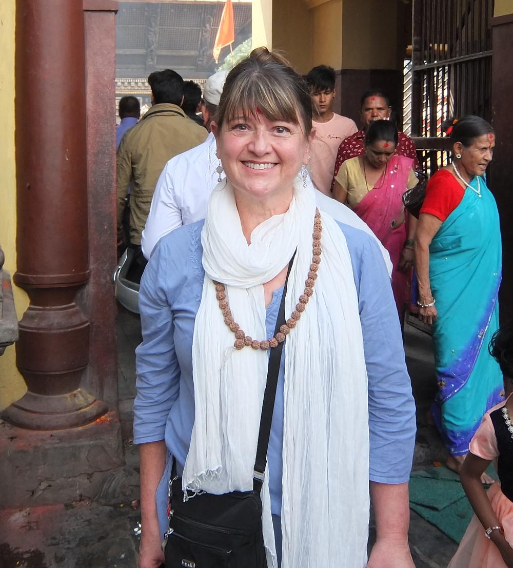 Kati Walker in Nepal