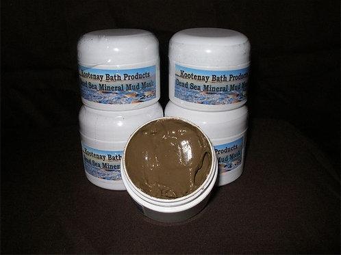 Dead Sea Mineral Mud Mask 4oz