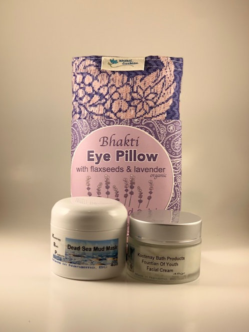 Facial Pack with Pillow