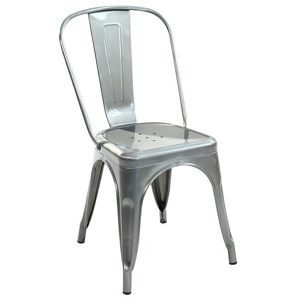 This Metal Cafe Chair Is Versatile And Perfect For Everything From A  Sidewalk Café Table To Your Eat In Kitchen. This Chair Delivers  Commercial Grade ...