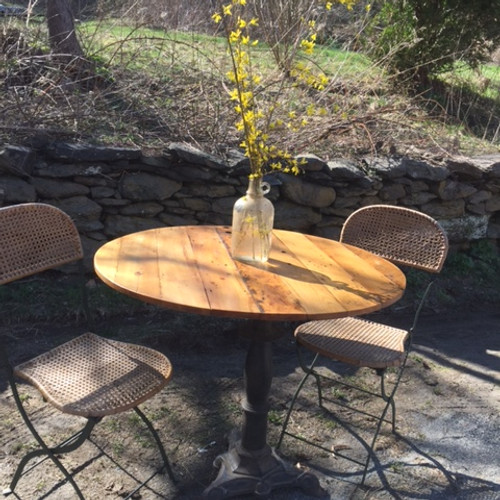 Reclaimed Wood Tables | NY | Brooklyn Hillbilly