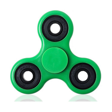Spinner verde