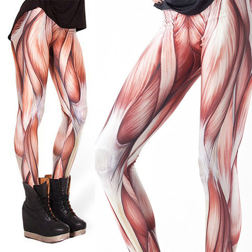 Muscle Tights Mother Fawkes Gift Shoppe