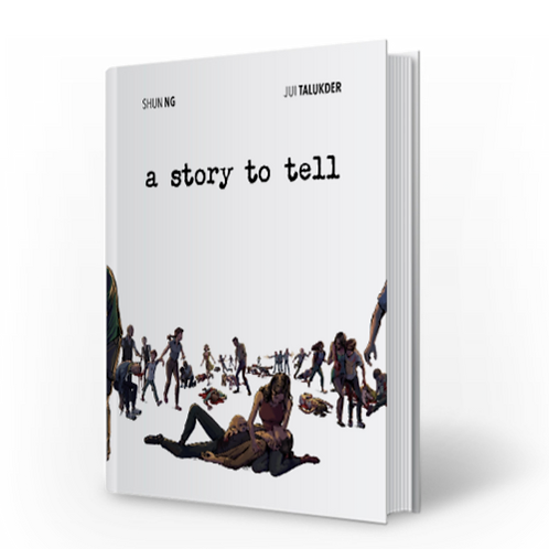 A Story To Tell (Graphic Novel)