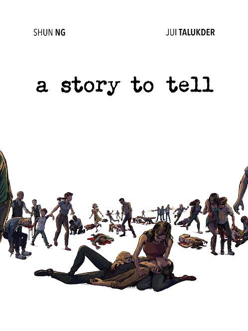 A Story To Tell (Digital Pre-Order)