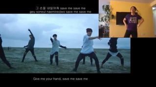 BTS Save Me, Dedicated to VP Kamala Harris and Asians for Black Lives