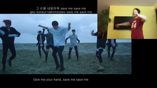Day 64, Part 2, BTS Save Me from the Yel