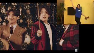 Part 2, BTS Dynamite, Rudolph, Ice Bear, and Saving Santa's Habitat