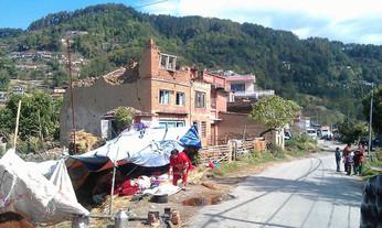 STAY STRONG NEPAL!!!! JEDE SPENDE ZÄHLT