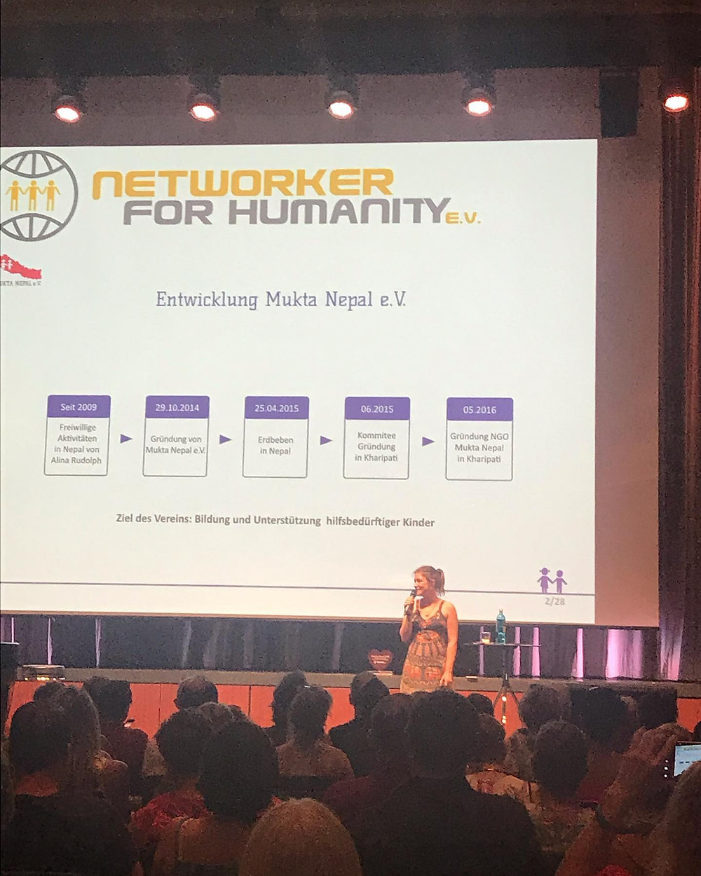 Networker for Humanity