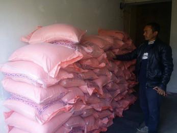 2,25 Tonnen Reis gekauft !!