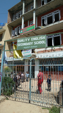 Diese Schule besuchen die Kids