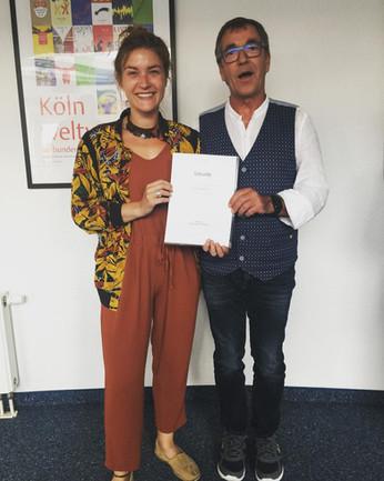 Kölner Ehrenamtspreis