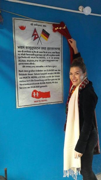Schuleröffnung in Nala!:)