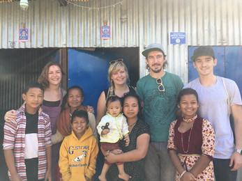 Haus #1 für Familie Nepali