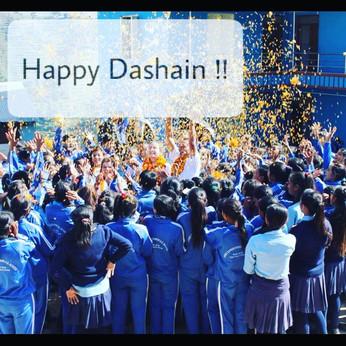Happy Dashain!