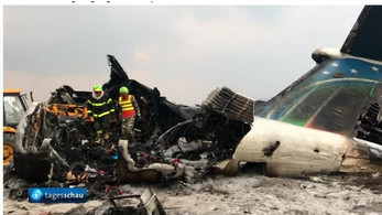 Flugzeugunglück in Nepal