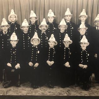 RVFD Ex-Chief's, 1943