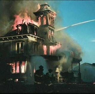 Blakeney Estate Fire