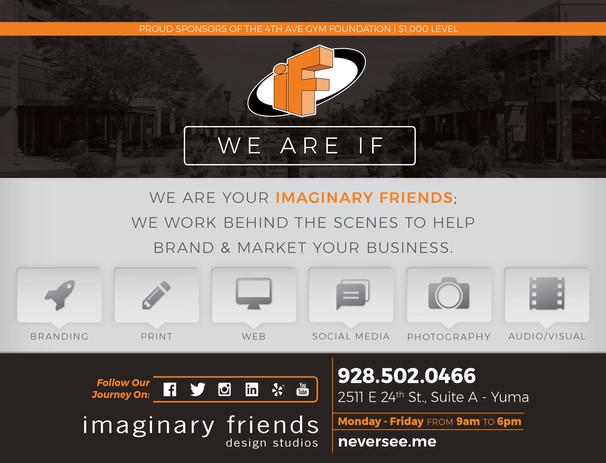 Imaginary Friends Wall Fund