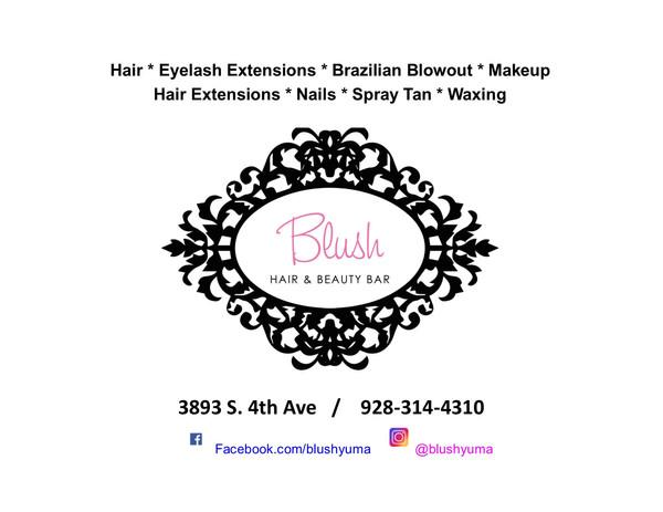 Blush Beauty Wall Fund
